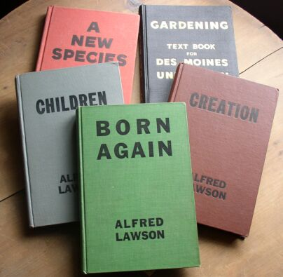 Born Again and other books by Alfred Lawson