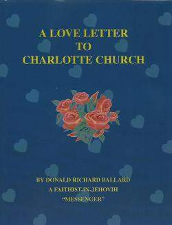 A Love Letter to Charlotte Church