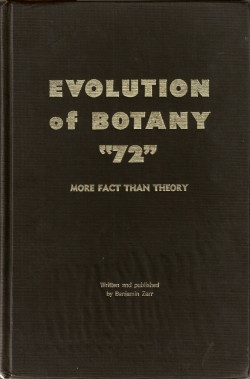 "Evolution of Botany ""72"""