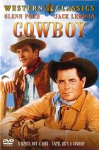 Cowboy, 1958. DVD cover.